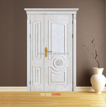 Unstandard size high quality internal solid wooden door for internal room