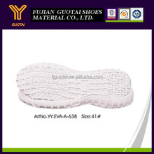 Brand new net design EVA shoe outsole factory