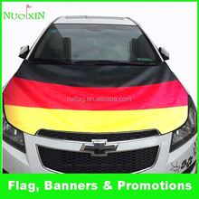 professional factory in china car flag car engine hood flag