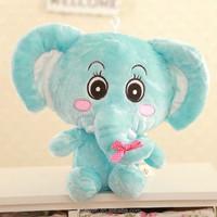 stuffed plush soft elephant doll