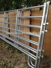 gado galvanizado fence painel