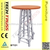BT01 Height 1100mm Weight 18.5kg Truss Table Quatro with Aluminum Stand