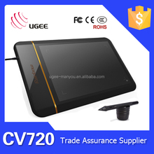 Ugee CV720 digital writing pen tablet