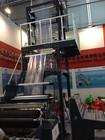 Plástico automático soprado máquina extrusora filme preço