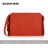 Candy Color Suede Leather Hand Bag Best Genuine Leather Lady Bag Real Nubuck Bag Supplier