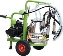 Mini Model Single Milking Machine