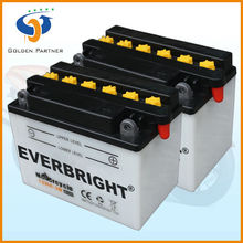 Super quality 12 volt motor start battery from Chongqing Golden Partner