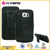 new arrival phone cover for galaxy S6 flip combo case
