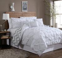 New Design Microfiber Living Room Microfiber 7pcs Comforter Set