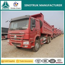 HOWO factory hot sale!!!SINOTRUK HOWO 10 wheels dump truck and details howo truck specification