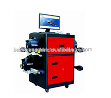 the best selling BC3800 wheel balancing and wheel alignment machine from beacon machine