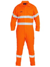 100%cotton flame retardant /fireproof /fire resistance workwear overalls