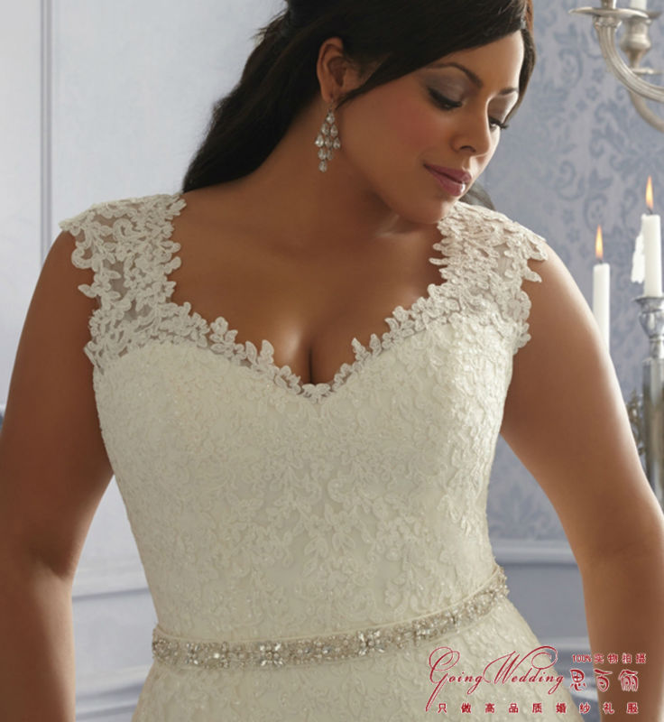 Weeding blog photo wedding dress fat bride for Best wedding dresses for short fat brides