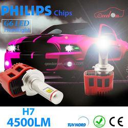Qeedon plug and play t20 12v 21w wedge auto lights led light car p21w p21/5w s25 lamps