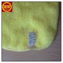 Popular High Quality Coral Fleece Kitchen Towel Kitchen Hand Towel With Ties
