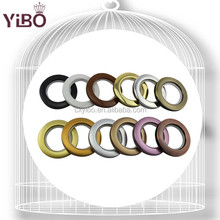 china fancy popular curtain eyelet ring for curtain rod