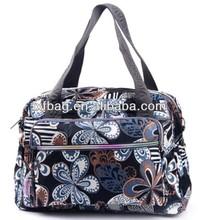 Hot-sale high quality foldable cute girls one day ladies sport travel shampoo bag