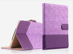 Slim Magnetic ultra thin folio cover leather case for ipad 2/3/4