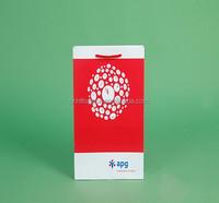 Made to order wine bottle paper bag