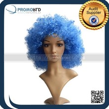 japanese party wig african full braided wig blue wig