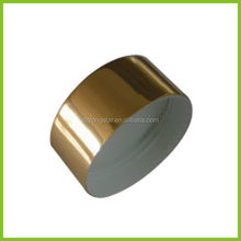 Top grade latest aluminum flip off cap/cover