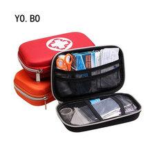 Hot sales emergency eva case first aid kit car first aid kit