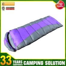 Ultra lightweight Camping 100% Cotton Flannel Sleeping Bag
