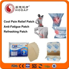good quality super fine anti fatigue back pain plaster