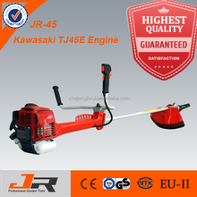 Long working life 45.4cc kawasaki brush cutter/kawasaki cordless grass trimmer