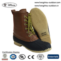 Fashion Rubber Duck Boots Manufacturer