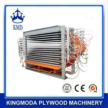 Plywood making machine/ Mesh net wood veneer dryer