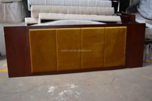 wooden hotel king size headboard XYN1021