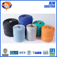 color fishing strings with nylon material
