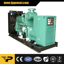Open type diesel generator TP625C 500kw/625kva 50Hz powered by Cummins engine
