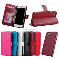 Shenzhen cell phone case cover mobile phone leather case for iphone 6s