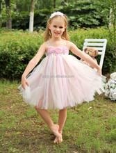 2015 New Children's Day Swan dance costume stage performing ballet dance costumes girls children stage dance costume