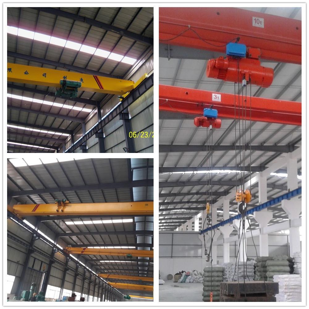 Single Girder Electric Hoist Lifting Mini Overhead Crane From China Wiring Diagram Trolleymotorandoverheadcranewiring Hometown