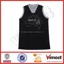 Cheap reversible basketball jerseys training uniform/Custom marking double basketball suits