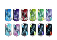 Contrast Color TPU Case For Apple iPhone 5 5S