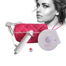 Uso en el Hogar Derma Pen Radio Frecuencia Face Lift anti envejecimiento de la piel de alta frecuencia Wand