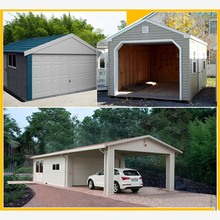 high quality caravan mobile prefab steel storage warehouse