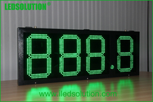 Gas station led price digital sign/wifi wireless digital scrolling led sign/digital led sign