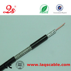 Linan coaxial cable factory rg6 cable,rg59 cable CCTV cable,rg59+2c rca to vga cable
