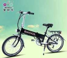 """20 """" encubierto batería de litio bicicleta plegable eléctrica bici del camino del carbón wheelset"""