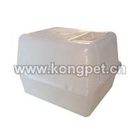 Hot sale big American style plastic flight pet carrier /dog crate CA009