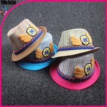Comfortable children's hat Angel wings cartoon Children's jazz cap hat