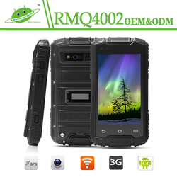 rugged mobile phone IP67 smartphone waterproof 4.0inch 1GB 8GB for Mining explosion-proof project smartphone