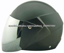 medio casco de la cara para moto