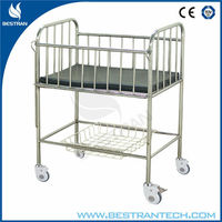 Hot sell BT-AB106 hospital infant bed baby bassinet baby cribs for sale