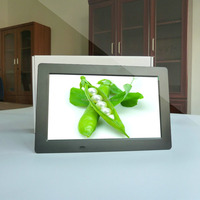 0.7cm ultra-thin HD IPS screen wholesale 10'' chinese sex videos digital photo frame manufacturer